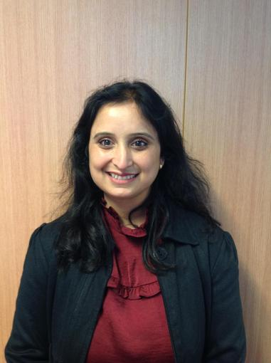 Mrs Tandon - Teaching Assistant