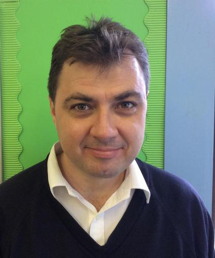 Mr Anderson - Year 3 Teacher - Science lead
