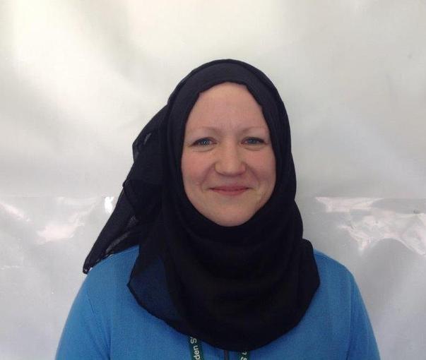 Mrs  Mahmoud - Teaching Assistant