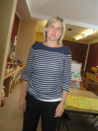 Mrs Duncanson - Teaching Assistant