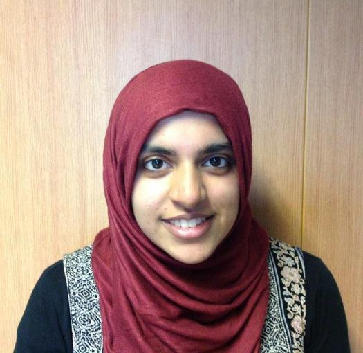 Miss  Patel - Teaching Assistant