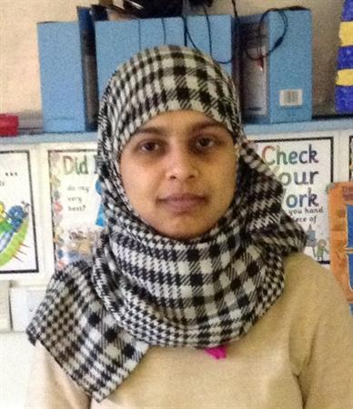 Mrs Dhalech - Teaching Assistant