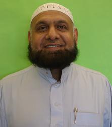 Mr Patel - Pastoral support