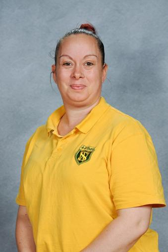 Miss Stephens - Catering Manager