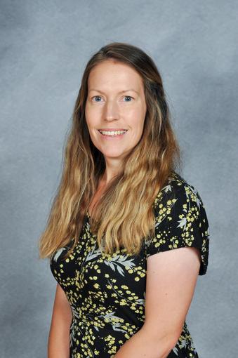 Mrs Cameron - Teacher