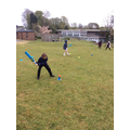 Perfecting our batting technique