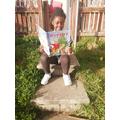 Reading is fun in the sun!