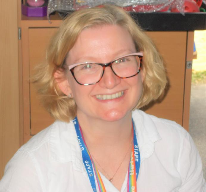 Mrs Wesemann Class teacher