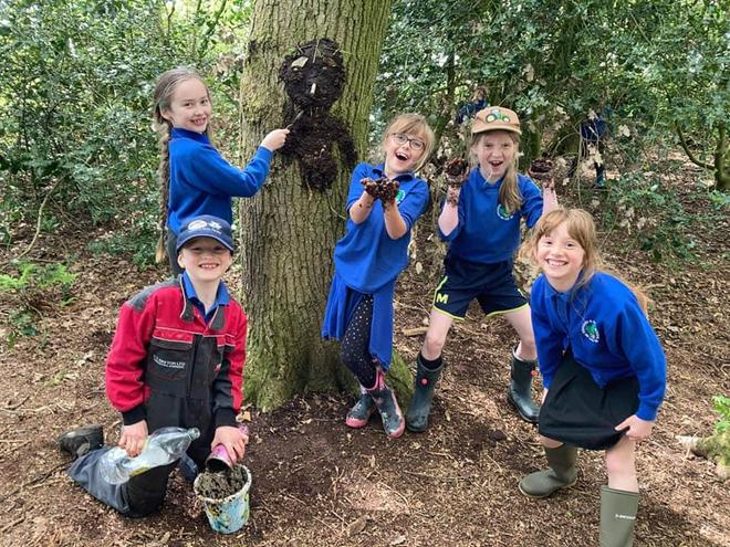We love forest school!