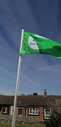 Green Flag Award!
