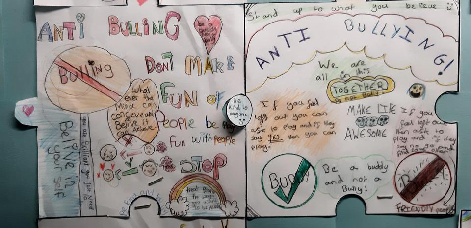 Year 5 Anti Bullying Week