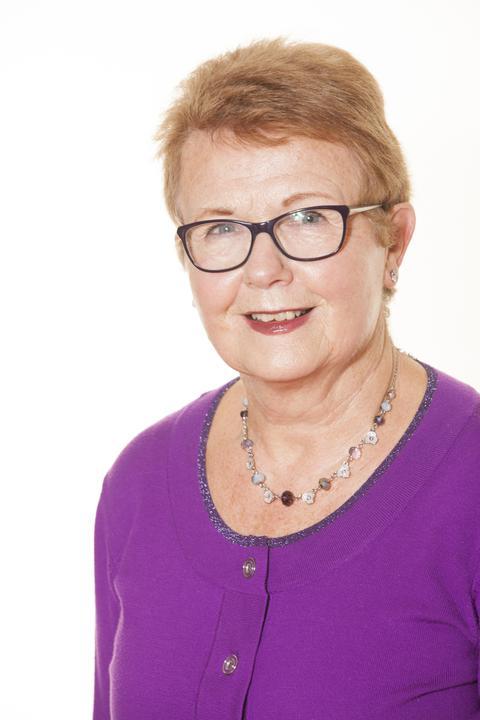 Mrs Rhodes - Senior Lunchtime Supervisor
