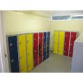 Example locker room