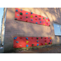 Key Stage 2 Climbing Wall