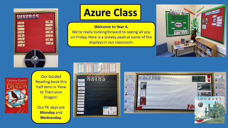 Welcome to Azure Class