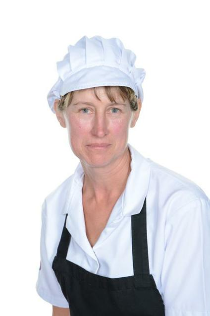 Mrs Vaughan - Catering Assistant