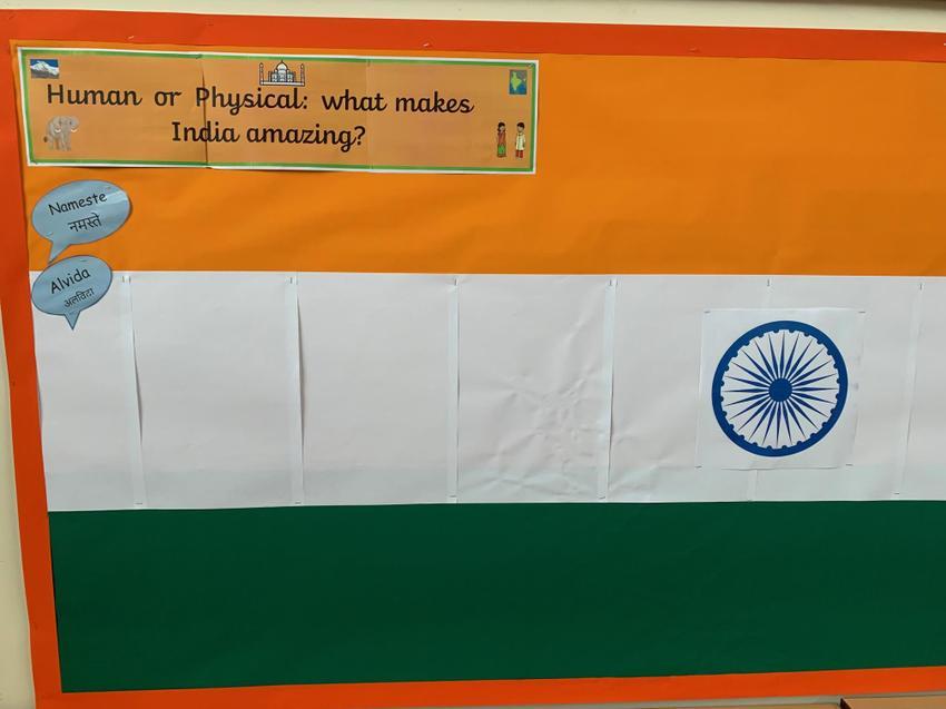 India term one
