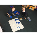 Place value using diennes