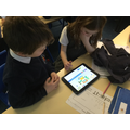 Jake and Molly create travelling code