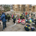 Sketching Lincoln Cathedral