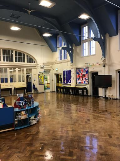 Main school hall