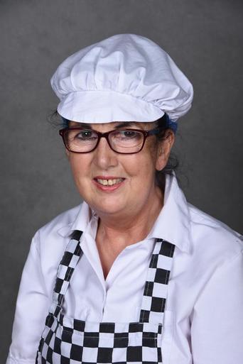 Mrs M Keeton - Kitchen Assistant