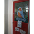 Year 1 bubble base room - Kingfishers