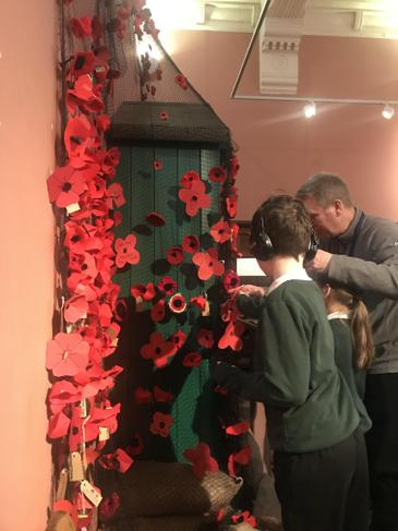 Adding to the poppy display
