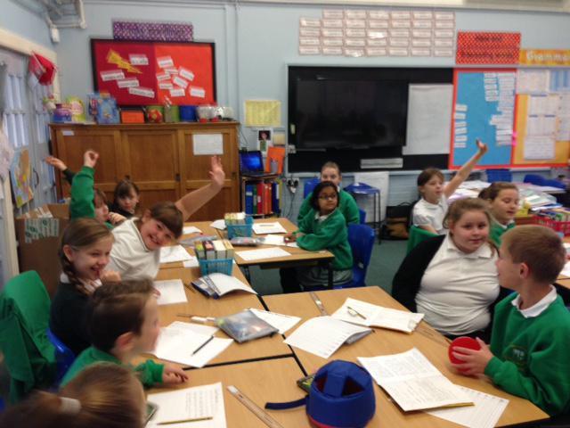 Enthusastic learners