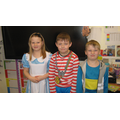 Alice, Wally and Horrid Henry