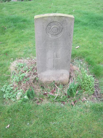 C.W. Ellis Sleaford Cemetery (U125)