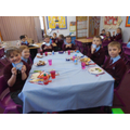 'Let's Do Lunch!' a treat for super reading effort