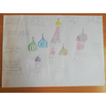 Anna's St Basil's Cathedral work