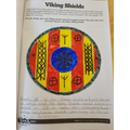 Patricija's Viking shield
