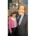 Gangsta Granny and David Walliams