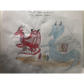 Abigail's dragon picture