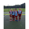 Year 4 Tennis Team- bronze medal  June 2016