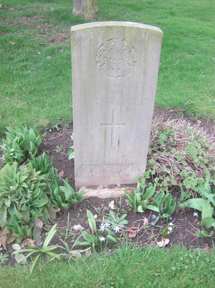 C. Rudkin Sleaford Cemetery (U144)