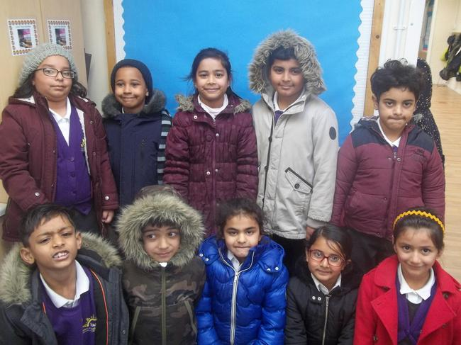 Year 2 Active Council