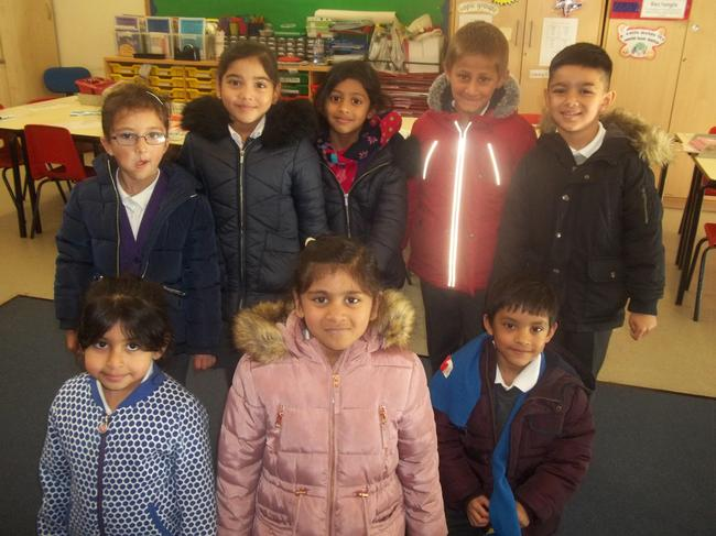 Year 1 Active Council