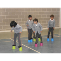 Year R Circus Skills Workshop