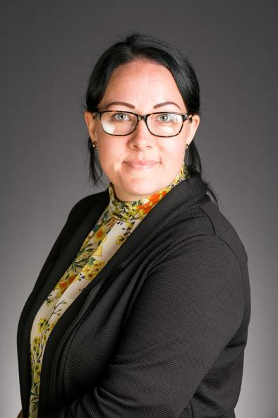 Mrs G Henderson - Nurture Mentor