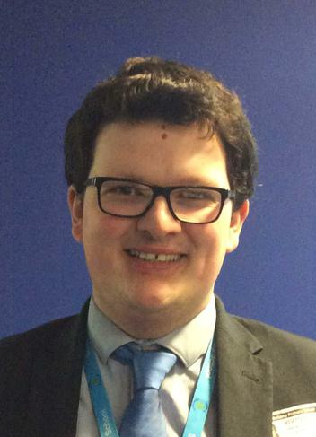 Mr Chris Speller - Co-opted,  Curriculum Team