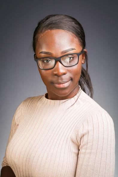 Miss Koabo - Vert Class teacher