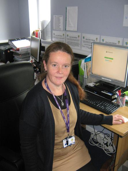 Mrs Ghent - Family Support Worker