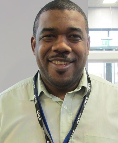 Mr Kevin Pike - Vice Chair, Parent Governor