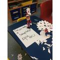 Elfie set us a special challenge!❄️☃️❄️