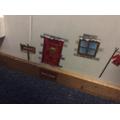Elfie's magic door! 🚪🧝♂️✨