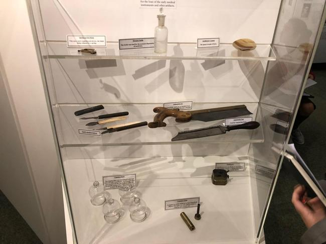 Real artefacts from the 1600's