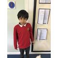 Husfia (Y3) made an information board